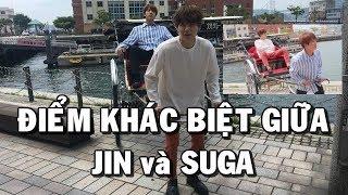 Download [BTS Funny moment #70] Điểm khác biệt giữa Jin và Suga Video
