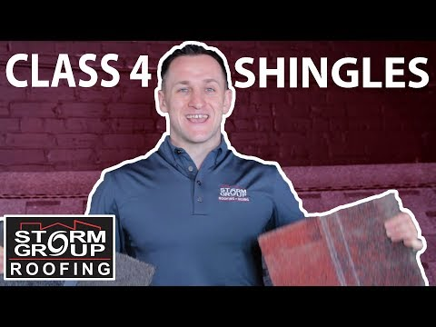 Should You Pay More For Class 4 Rated Shingles?