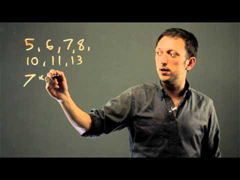 How to Find the 90th Percentile for a Set : Math Solutions