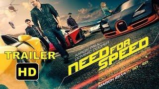Need For Speed Trailer | Aaron Paul,Dakota Johnson
