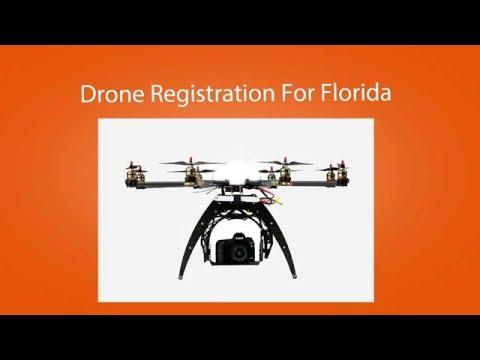 Drone Registration florida