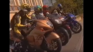 Motorcycle War of Speed- How It All Started