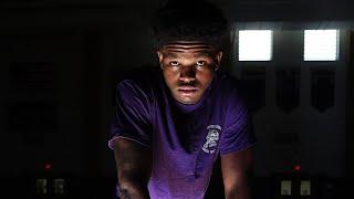 Still kneeling for the anthem, star N.J. athlete Kaylon Bradley is sticking to what he believes