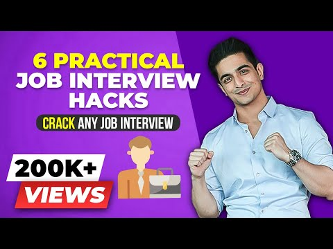 6 Practical Job Interview Hacks That You Wish You Knew Earlier   Corporate Career   BeerBiceps