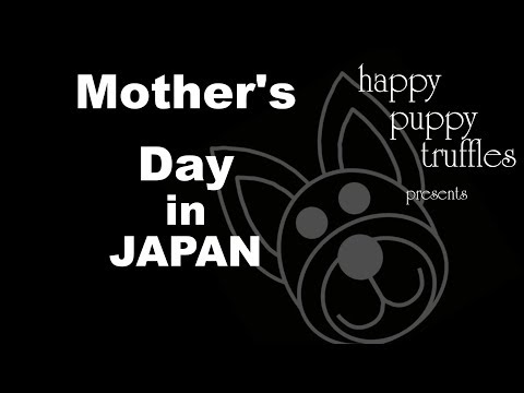 Mother's Day in Japan - Japanese VLOG