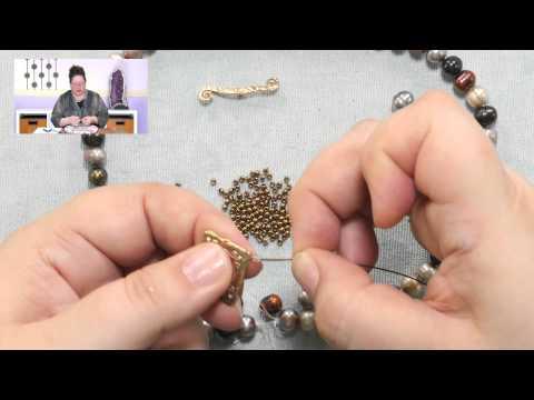 Stringing Basics: Make a Single Strand Necklace or Bracelet