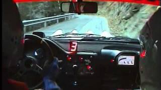 rally valle d aosta 2010 bionaz-lavevaz camera car che volo... e che botta!!!!!!