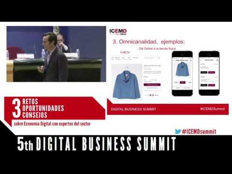 5th Digital Business Summit - Borja Zamácola (Neck & Neck)