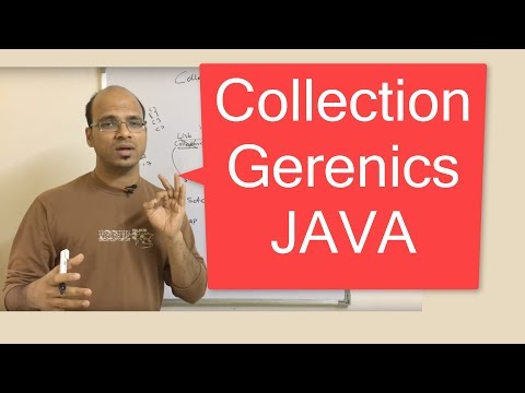 Collection and Generics in Java Theory