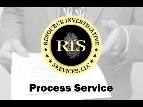 Florida Process Server - Resource Investigative Services, LLC