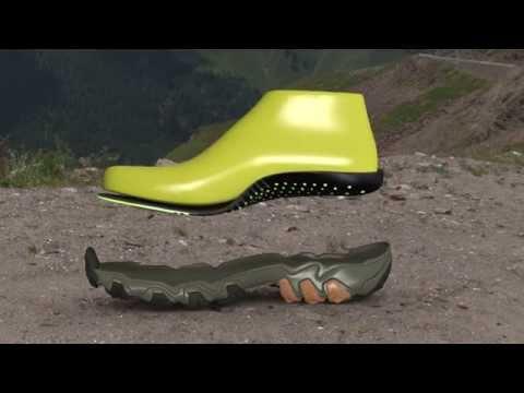 Oboz BFit Footbed Video