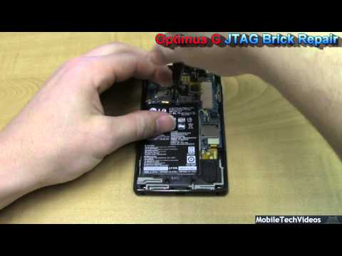 LG Optimus G - JTAG Brick Repair Service (Debricking/Unbrick