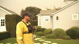 The Private Firefighters Protecting California