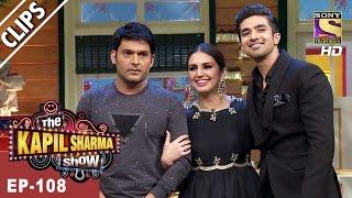 Huma Qureshi & Saqib Saleem Have An Amazing Time With Kapil - The Kapil Sharma Show - 21st May, 2017