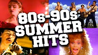 Summer Songs 80's 90's  Mix ⛱️ Best Summer Hits 80s and 90s