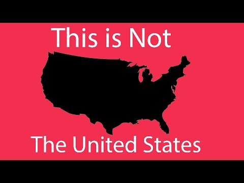 Is the United States a Country?