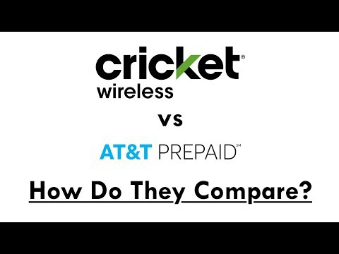 Cricket Wireless vs AT&T Prepaid - How Do They Compare In 2018?