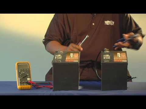 How to: Increase Battery Voltage - connecting inverter / charger batteries in series
