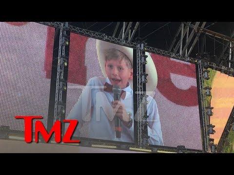 Yodeling Kid Mason Ramsey Performs at Coachella   TMZ