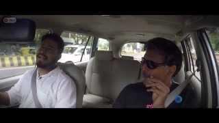 OLA Prime Time: Milind Soman & Abish Mathew