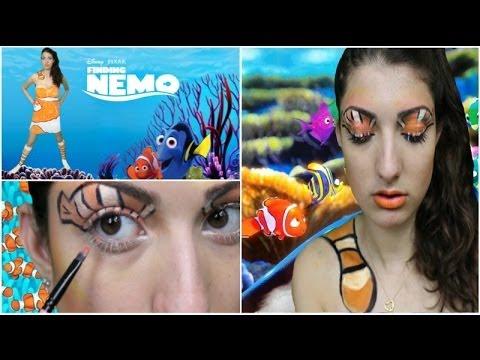 TALIA JOY Inspired DIY Finding Nemo Halloween Costume!