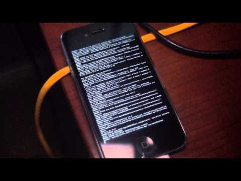 How to Jailbreak iOS 7.1, 7.1.1 Using GeekSn0w: Semi-Untethered Jailbreak Exclusively for iPhone 4