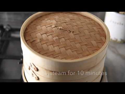 Steamed Buns (Gua Bao)