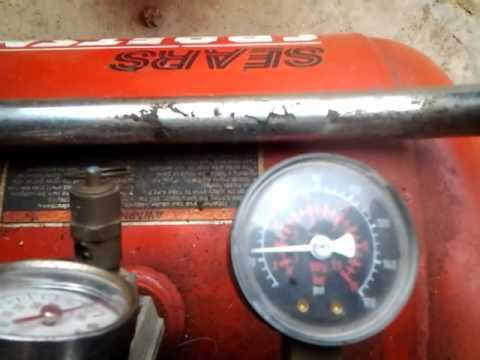 Compressor repair part 3 its fixed!
