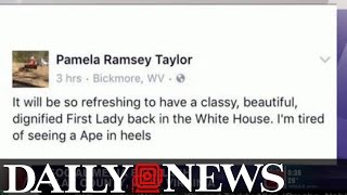 West Virginia Mayor & Ex Non Profit Boss Under Fire For Ape In Heels