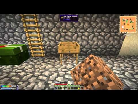 Minecraft - Crash Landing - Shortcut to Seared Brick (Ep.11)