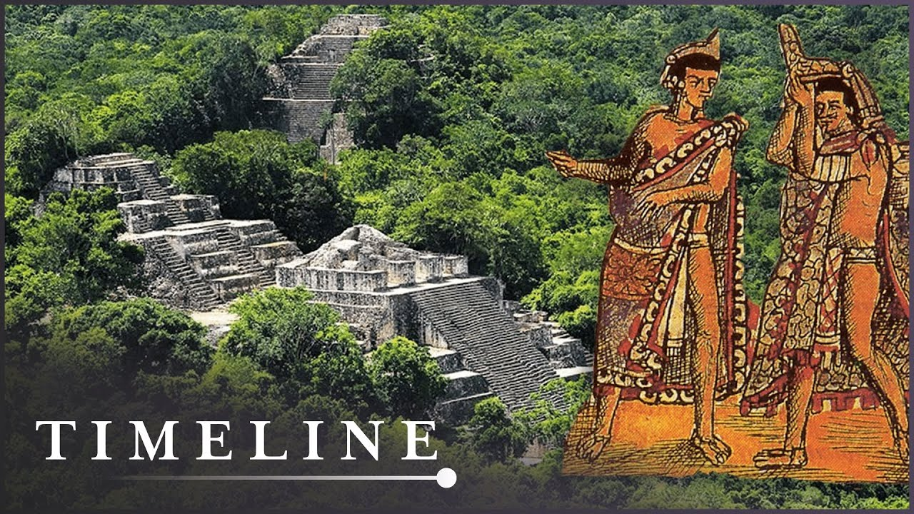Uncovering The Lost Mayan City of La Corona   Quest For The Lost City   Timeline