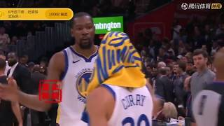 "Kevin Durant Shuts Up A Cavs Fan Who Talking Shit To Him: ""Soft Snake!"""