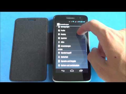 Alcatel One Touch Scribe Hd Screenshot Hard Reset