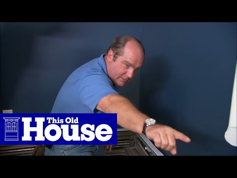 How to Quiet a Noisy Baseboard Heater - This Old House