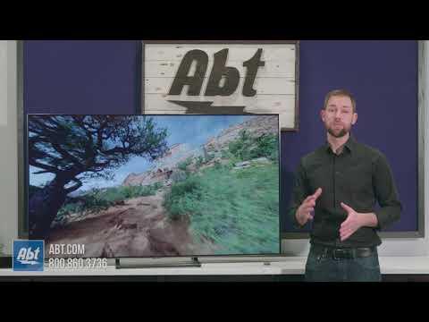 Overview: Samsung Q9FN Series 4K QLED TV