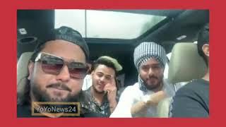 Yo Yo honey Singh Enjoy Funk Love Song In His Car