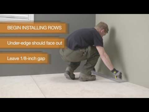 How to Install Allure Gripstrip Flooring