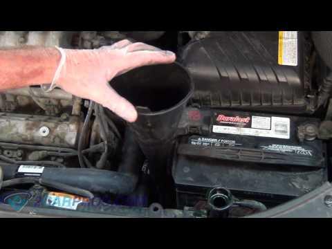 Transmission Drain & Fill Kia Sportage 2004-2010