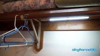 BLS T401 Super Bright Wireless Under Cabinet Lighting Review