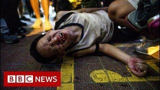 Hong Kong: Looking back at 100 days of protests - BBC News