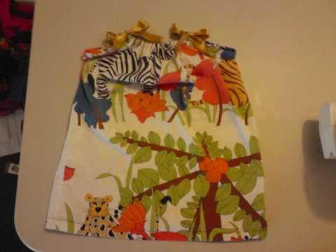 Lucys Pillow Case Dress