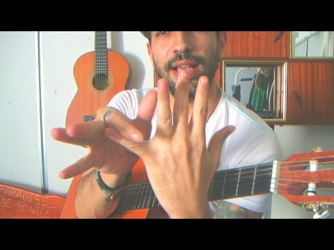 The BEST Guitar Exercise: Stretching Fingers!
