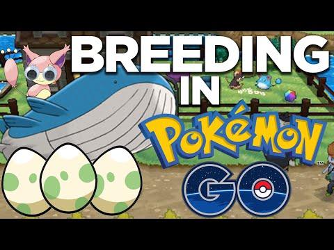 Pokemon Breeding in Pokemon GO - Pokémon GO Predictions