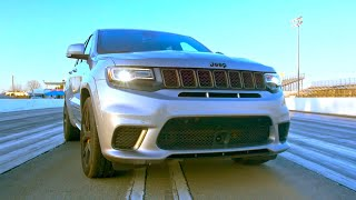 Ignition FULL EPISODE | 2018 Jeep Grand Cherokee Trackhawk: A 707-Horsepower Jeep???—Episode 191