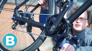 Getest: sneller fietsen dankzij een uniek mechanisme