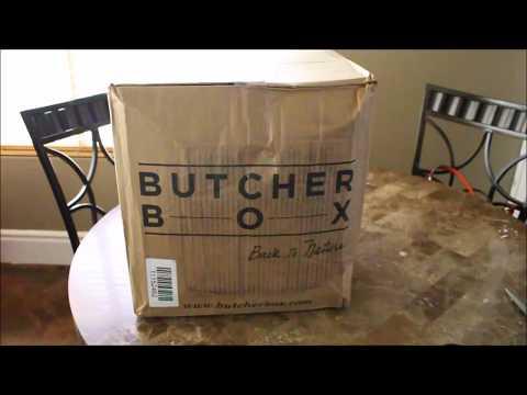 Butcher Box Unboxing! June 2017 Box