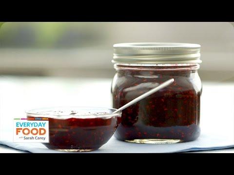 Homemade Mixed Berry Jam - Everyday Food with Sarah Carey