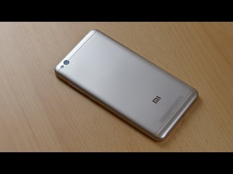 Xiaomi Redmi 4A Review English [4k]