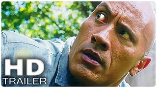 JUMANJI 2: WELCOME TO THE JUNGLE Trailer (2017)