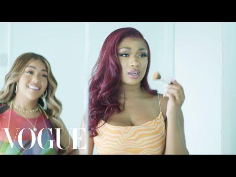 Xxx Mp4 24 Hours With Megan Thee Stallion Vogue 3gp Sex